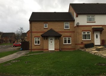 Thumbnail 3 bed property to rent in St Nons Close, Brackla, Bridgend