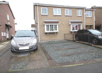 Thumbnail 2 bed property for sale in Bannister Drive, Hull, East Yorkshire.
