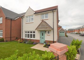 Thumbnail 4 bed detached house for sale in Alanbrooke Road, Saighton, Chester