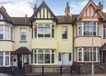 Thumbnail 4 bed terraced house for sale in Beedell Avenue, Westcliff On Sea
