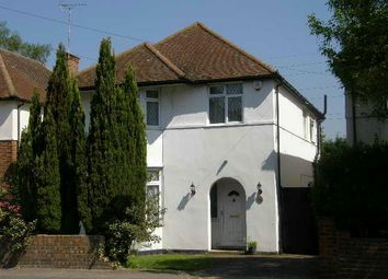 Thumbnail 4 bed detached house to rent in Brookdene Avenue, Watford