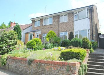 Thumbnail 3 bed semi-detached house for sale in High Street, Wymington, Rushden