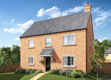 Thumbnail 4 bed detached house for sale in St Georges Fields, Wootton, Northampton