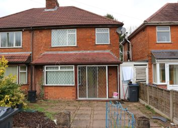 Thumbnail 3 bed semi-detached house to rent in Moneyhull Hall Road, Kings Norton