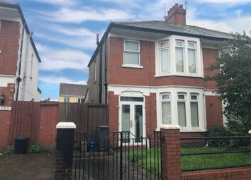 Thumbnail 3 bedroom property to rent in Avondale Crescent, Cardiff