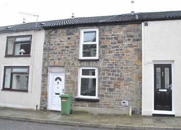 Thumbnail 2 bedroom terraced house to rent in Davis Street, Aberdare, Rhondda Cynon Taff