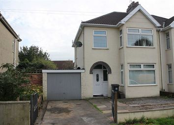 Thumbnail 3 bed semi-detached house for sale in Ingleside Road, Kingswood, Bristol