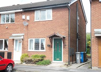 Thumbnail 2 bed semi-detached house to rent in Marbury Close, Urmston, Manchester