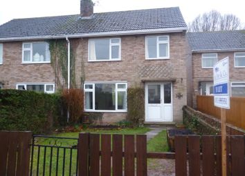 Thumbnail 3 bed semi-detached house to rent in 22 Caestory Crescent, Raglan, Monmouthshire