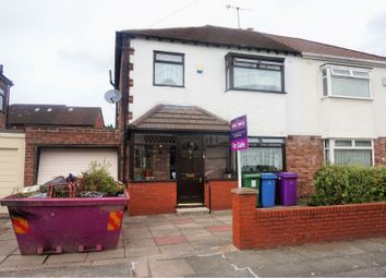 Thumbnail 3 bed semi-detached house for sale in Waylands Drive, Liverpool