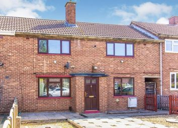 Thumbnail 3 bed terraced house for sale in Coxons Close, Huntingdon, Cambridgeshire, Uk