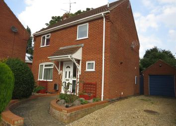 Thumbnail 3 bedroom detached house for sale in Kingscroft, Dersingham, King's Lynn