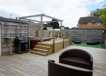 Thumbnail 2 bed semi-detached house for sale in Colne Avenue, Millbrook, Southampton