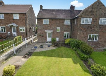 Thumbnail 3 bed semi-detached house for sale in Wide Lane, Speeton, Filey