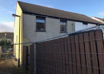 Thumbnail Semi-detached house for sale in Nederdale, Lerwick, Shetland