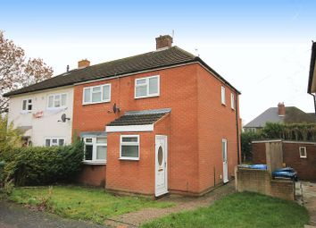 Thumbnail 3 bed semi-detached house for sale in Beech Close, Tamworth
