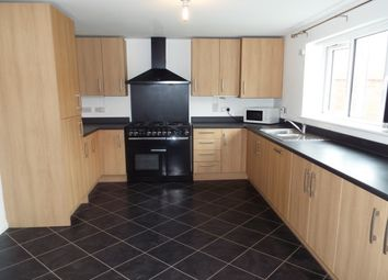 Thumbnail 5 bed detached house to rent in First Oak Drive, Clipstone Village, Mansfield