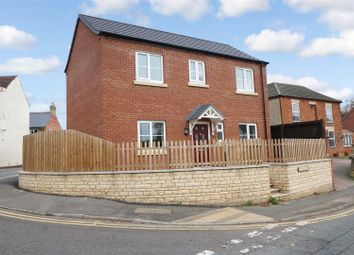 Thumbnail 3 bed detached house for sale in Station Road, Irthlingborough, Wellingborough