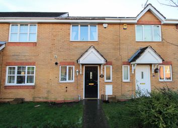 Thumbnail 2 bed town house to rent in Worcester Close, Clay Cross, Chesterfield