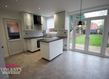 Thumbnail 3 bed semi-detached house for sale in Monica Road, Braunstone Town, Leicester