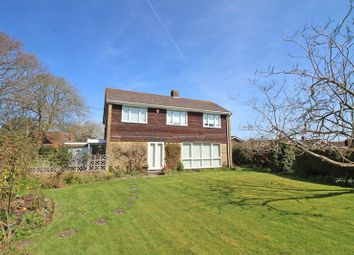 Thumbnail 5 bed detached house for sale in Frys Lane, Everton, Lymington