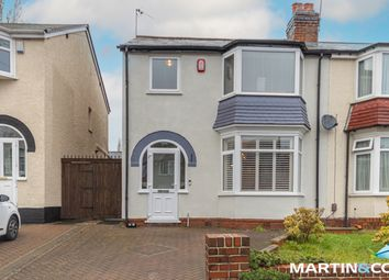 Thumbnail 3 bed semi-detached house for sale in Norman Avenue, Harborne