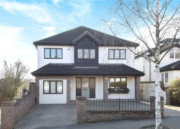 Thumbnail 4 bed detached house for sale in Luctons Avenue, Buckhurst Hill, Essex
