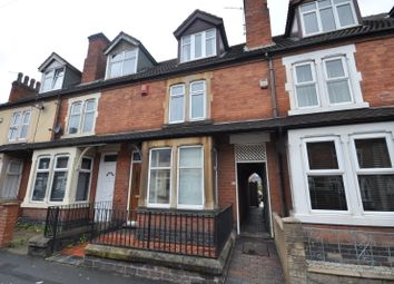 Thumbnail 3 bed terraced house to rent in Shobnall Street, Burton-On-Trent