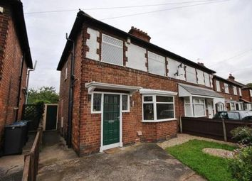 Thumbnail 3 bedroom semi-detached house to rent in Eltham Road, Nottingham
