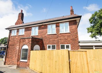 Thumbnail 2 bedroom detached house to rent in Wensley Road, Woodthorpe, Nottingham