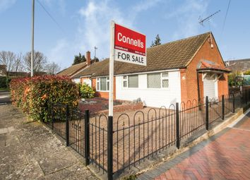 3 bed semi-detached bungalow for sale in Evedon Close, Luton LU3