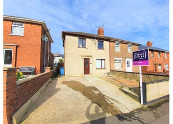 Thumbnail 2 bed semi-detached house for sale in Grays Lane, Belfast