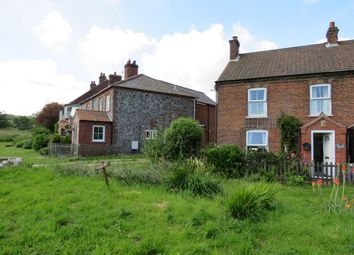 Thumbnail 3 bed terraced house for sale in The Common, West Runton, Cromer