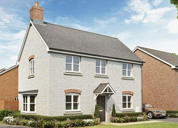 Thumbnail 3 bed detached house for sale in The Enfield, The Orchard, Welford Road, Long Marston, Warwickshire