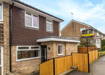 Thumbnail 3 bed end terrace house for sale in Downs Way, Oxted, Surrey