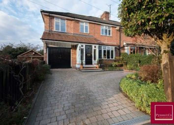 Thumbnail 4 bed semi-detached house for sale in Hillside Close, Thorpe St. Andrew, Norwich