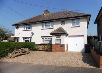 Thumbnail 4 bed semi-detached house for sale in Spencer Street, Ringstead, Kettering