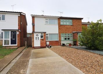 Thumbnail 3 bed semi-detached house for sale in Shoeburyness, Southend-On-Sea, Essex