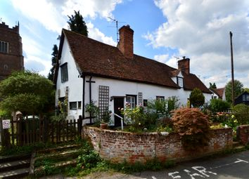 Thumbnail 2 bed cottage for sale in Church Ponds, Castle Hedingham, Halstead