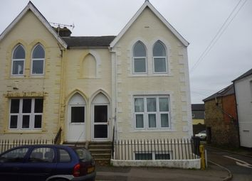 Thumbnail 3 bed property to rent in Trelawney Road, Falmouth