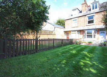 Thumbnail 3 bed terraced house for sale in Peel Villas, Nottingham, Nottinghamshire