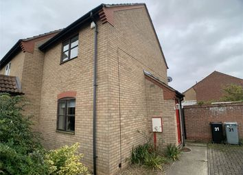 Thumbnail 2 bedroom end terrace house to rent in Blackthorn, Stamford, Lincolnshire