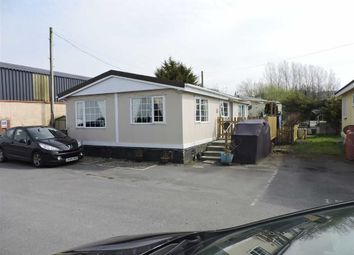 Thumbnail 2 bed mobile/park home for sale in Willow Park, Whitland, Carmarthenshire