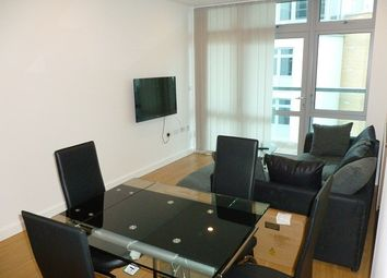 Thumbnail 1 bed flat to rent in Commercial Road, Limehouse, London