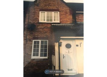 Thumbnail 2 bedroom terraced house to rent in Orchard Close, Warboys, Huntingdon