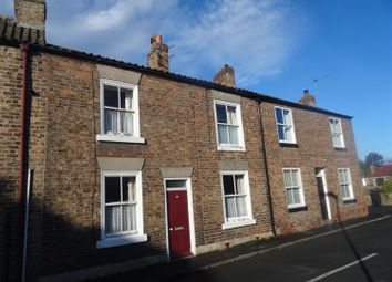 Thumbnail 2 bedroom terraced house for sale in Heckler Lane, Ripon
