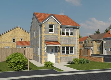Thumbnail 3 bed detached house for sale in Fir Tree Court, Ferrybridge Road, Knottingley