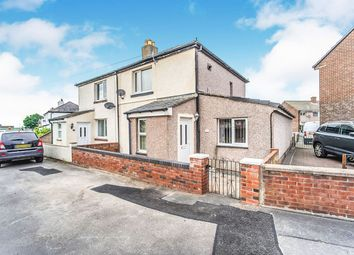 3 bed semi-detached house for sale in Highmoor, Wigton, Cumbria CA7