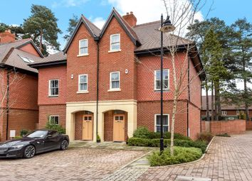 Thumbnail 4 bed semi-detached house to rent in Queensbury Gardens, Ascot