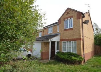 Thumbnail 3 bed detached house to rent in Dolver Close, Corby